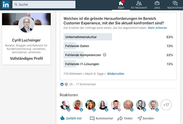 nilshafner.ch - Kundenbeziehungen richtig managen - Blog - CEX Trendradar 2020 Warum eine...